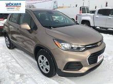 2018 Chevrolet Trax LS  - Bluetooth - $147.83 B/W