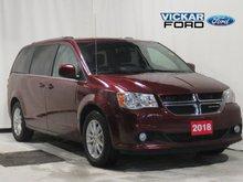 2018 Dodge Grand Caravan CVP / SXT