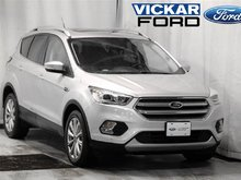 2017 Ford Escape Titanium - 4WD Certified 1.9% 72mo Financing & 4/8