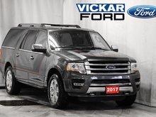 2017 Ford Expedition max Platinum Max