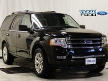 2017 Ford Expedition Limited 4WD 8 Passenger Short Wheelbase