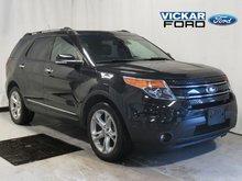 2013 Ford Explorer Limited V6 4WD 7 Psgr Dual Moon & Navigation