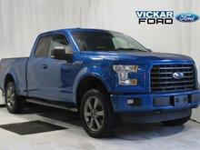 2016 Ford F150 4x4 XLT SPORT SUPERCAB