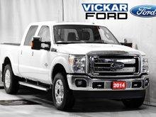 2014 Ford F250 4x4 - Crew Cab Lariat