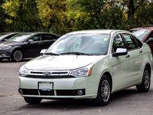 2011 Ford Focus SE 4D Sedan SE *Sedan* Only 60000km! *Manual* Tran