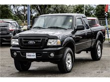 2011 Ford Ranger Sport Supercab FX4 Package 4x4 4.0L