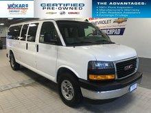 2018 GMC Savana Cargo Van 15 PASSENGER, RWD, 6.0L V8  - $275.30 B/W