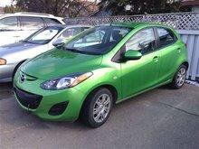 2012 Mazda Mazda2 GX/1 OWNER LOCAL TRADE!!!