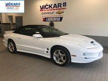 1999 Pontiac Trans Sport Convertible   - Manual w/ Low Mileage