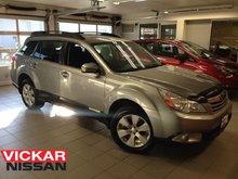 2011 Subaru Outback PREMIUM/1 OWNER LOCAL TRADE!!