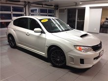 2012 Subaru WRX HATCHBACK/AWD/5SPEED/LOCAL TRADE!!!