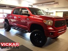 2014 Toyota Tundra PLATINUM/BIG LIFT/BIG TIRES/HUGE LOOKS!!!