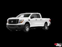 2016 Nissan Titan Crew Cab XD Platinum 4x4 Two-Tone