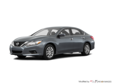2017 Nissan Altima Sedan 2.5 S CVT