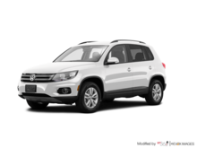 2017 Volkswagen Tiguan Trendline Auto w/ Convenience Pkg.