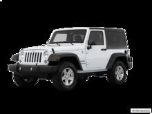 Jeep Wrangler JK Sport 2018