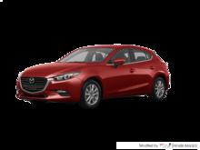 2018 Mazda MAZDA 3 SPORT GS GS, ROOF