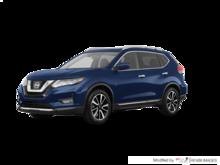2018 Nissan Rogue SL AWD CVT