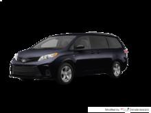 2018 Toyota Sienna -