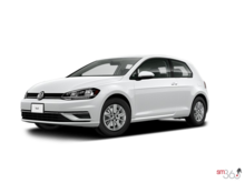 2018 Volkswagen Golf TRENDL 5DR 1.8L 170HP 5SP MANUAL