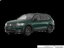 2018 Volkswagen Tiguan Comfortline 2.0T 8sp at w/Tip 4M