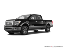 2019 Nissan Titan 4 RM Platinum Reserve Diesel