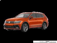 2019 Volkswagen Tiguan Highline 4Motion w/ R-Line & Drivers Assistance