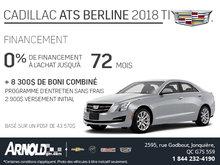 Achetez le Cadillac ATS 2018