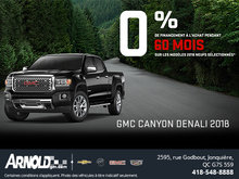 GMC Canyon, le camion au format idéal !