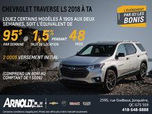 Chevrolet Traverse TA LS 2018