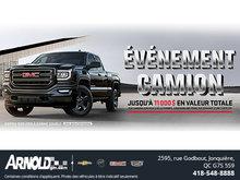 Événement Camion GMC!