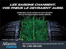 Les saisons changent...vos pneus le devraient aussi!