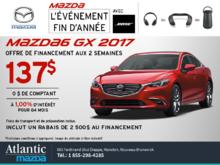 Mazda6 2017 en rabais!