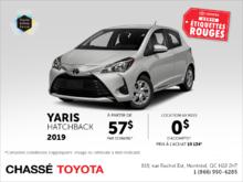 Toyota Yaris HB 2019