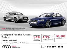 Take Advantage of the Glenmore Audi Sales Event!