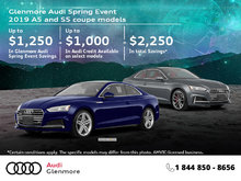 Get the 2019 Audi A5 Coupe Today!