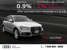 Audi Certified Plus