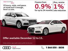 Audi Certified :plus