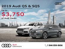 2019 Audi Q5 & SQ5