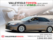 Valleyfield Toyota Goes Green