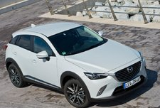 Everything You Need to Know About the New 2016 Mazda CX-3
