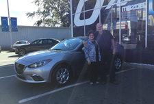 I'm so happy with my new Mazda!!