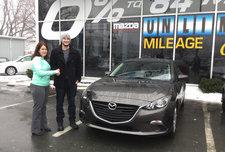 My new Mazda 3!!