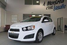 Chevrolet Sonic LT**MANUELLE,AIR.GR ELECTRIQUE 2012