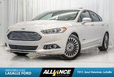 Ford FUSION HYBRID Titanium Hybrid | CUIR | GPS | TOIT 2014