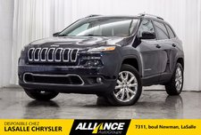 Jeep Cherokee LIMITED | 4X4 | CAMERA | SIEGES CHAUFFANTS | 2014