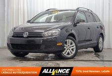 2010 Volkswagen Golf wagon TRENDLINE   SIEGES CHAUFFANTS   GRP ELECTRQUE