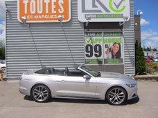 Ford Mustang Convertible Premium 2015 TRES ECONOMIQUE