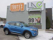 Hyundai Tucson  2017 CUIR+TOIT PANO+GR ELECTRIQUE !!