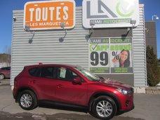 Mazda CX-5 GS 2015 SIEGES CHAUFFANT+GPS+CAMERA+TOIT